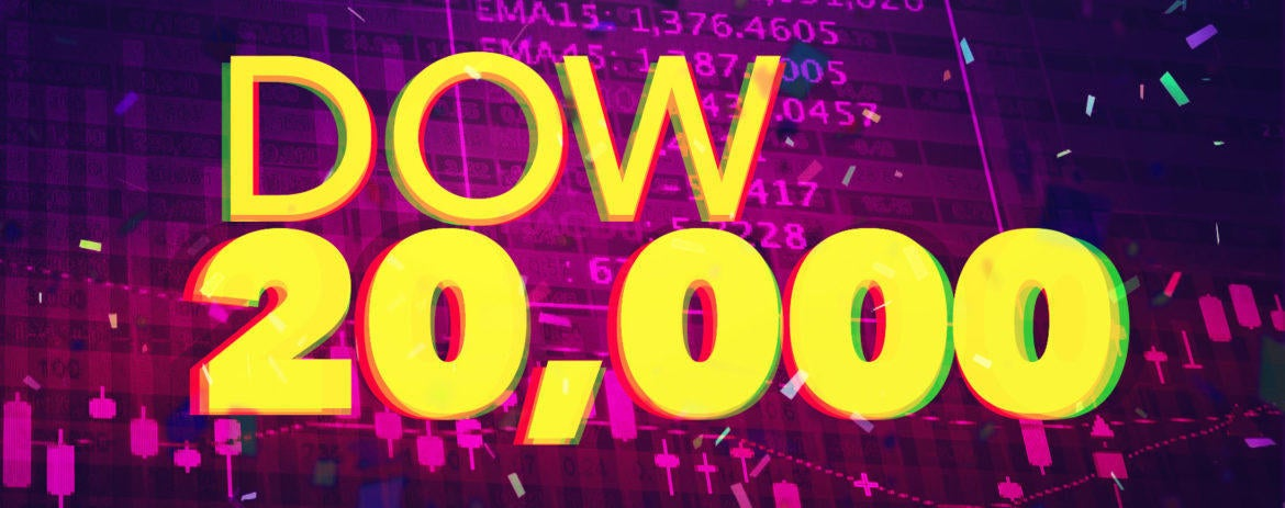 The Dow Just Hit 20,000. Now What?