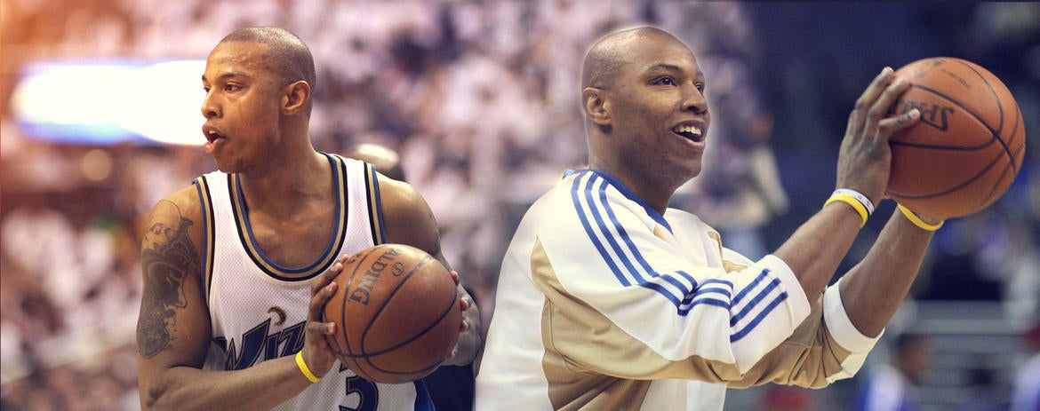 NBA All-Star Caron Butler on His Troubled Childhood, Upcoming Biopic—and Incredible Journey to the Top