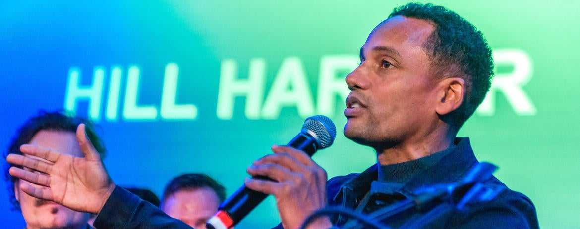 How Hill Harper Went From $100K in Student Debt to Successful Investor and Award-Winning Actor
