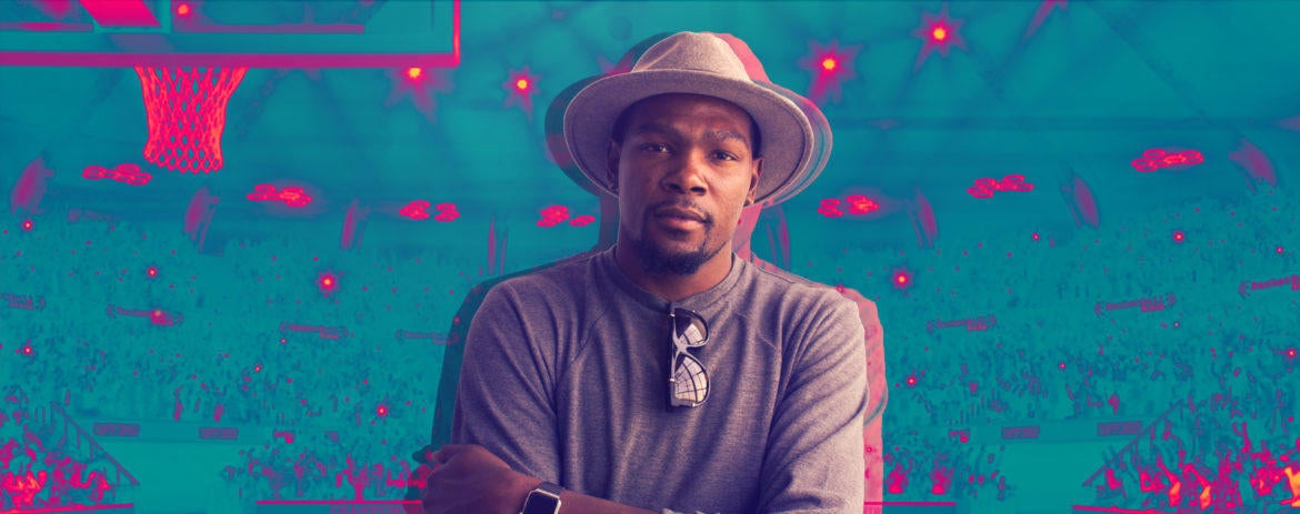 MVP Kevin Durant Opens Up About His Childhood, His Investments—and His 'Real Life's Work'