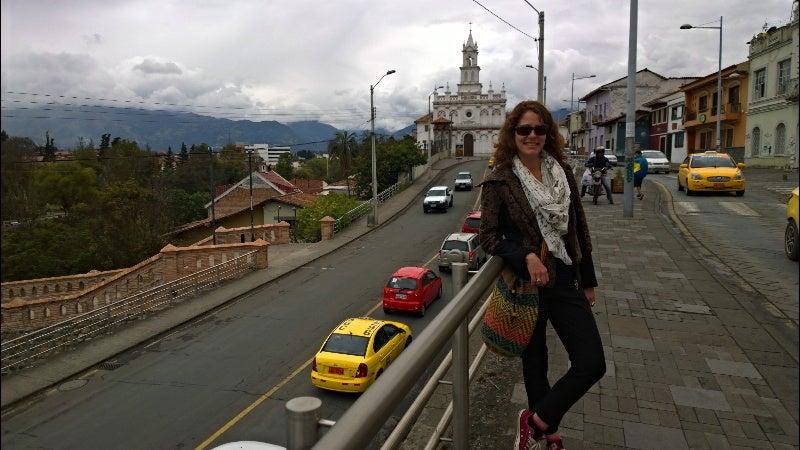 Nora in Ecuador