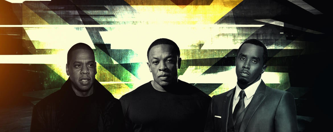 Career Lessons From 'Kings' of Hip Hop Jay-Z, Diddy and Dr. Dre