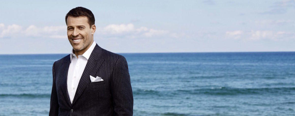 Tony Robbins: 4 Traits the Most Financially Successful People Share