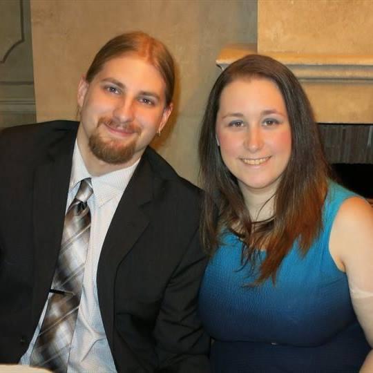 Yenni and husband