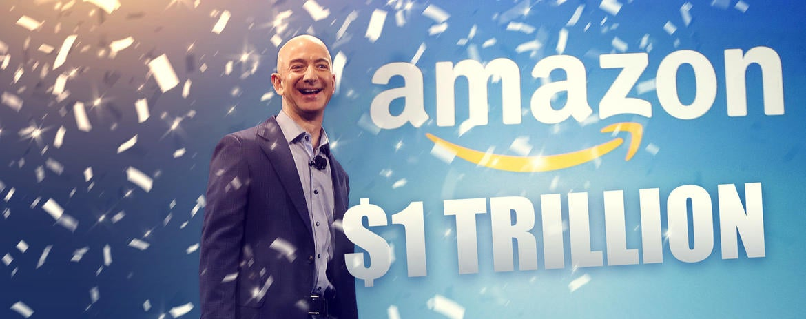 Amazon Hit $1 Trillion Market Value—and That's Probably Good News for You