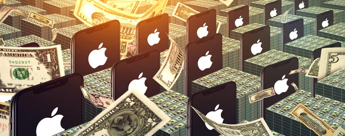 How Apple Became the First U.S. Company to Be Worth $1 Trillion