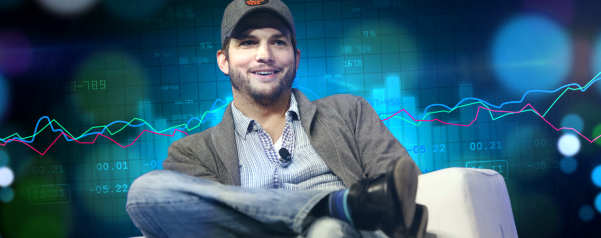 Ashton Kutcher on His Best Investment (It's Not What You Think)