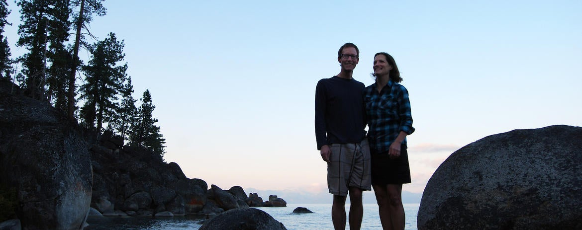 'Work Optional': How One Couple Retired in Their 30s Without Pinching Pennies