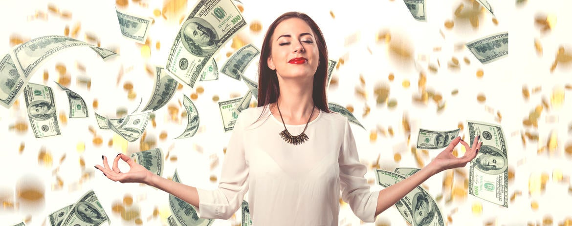 4 Ways to Stop Stressing About Money