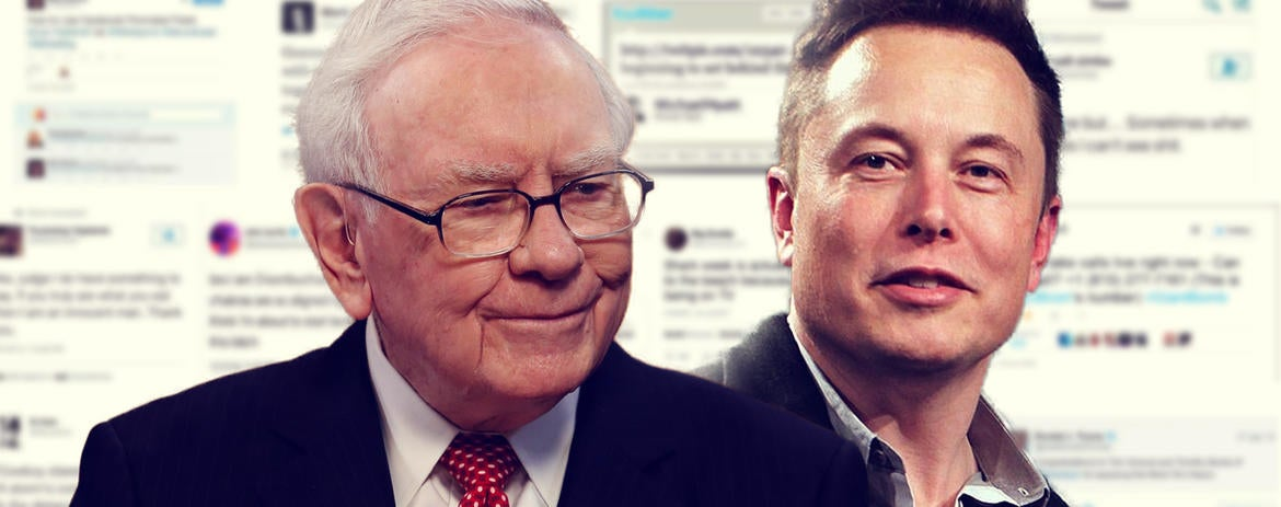 Elon Musk and Warren Buffett on the Corporate Financial Mindset That Could Help You, Too