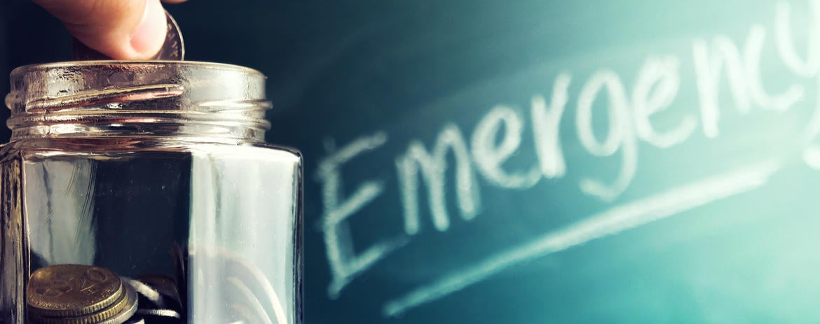 How to Cover an Emergency Even When You're Scraping By