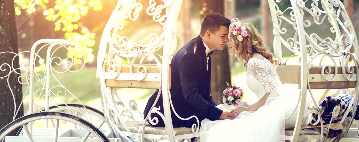 Why Do We Think We Need an Expensive Fairytale Wedding?
