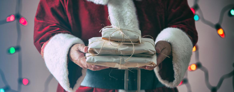 Jeff Bezos and Bill Gates Are Rich Enough to Be Santa