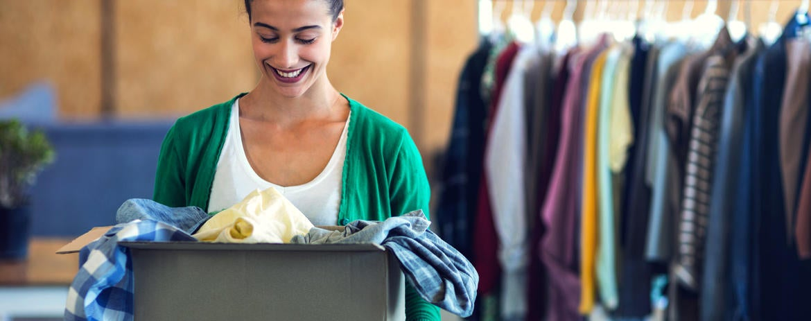 Making Money Off Your Worn-Out Clothes Is Easier Than Ever