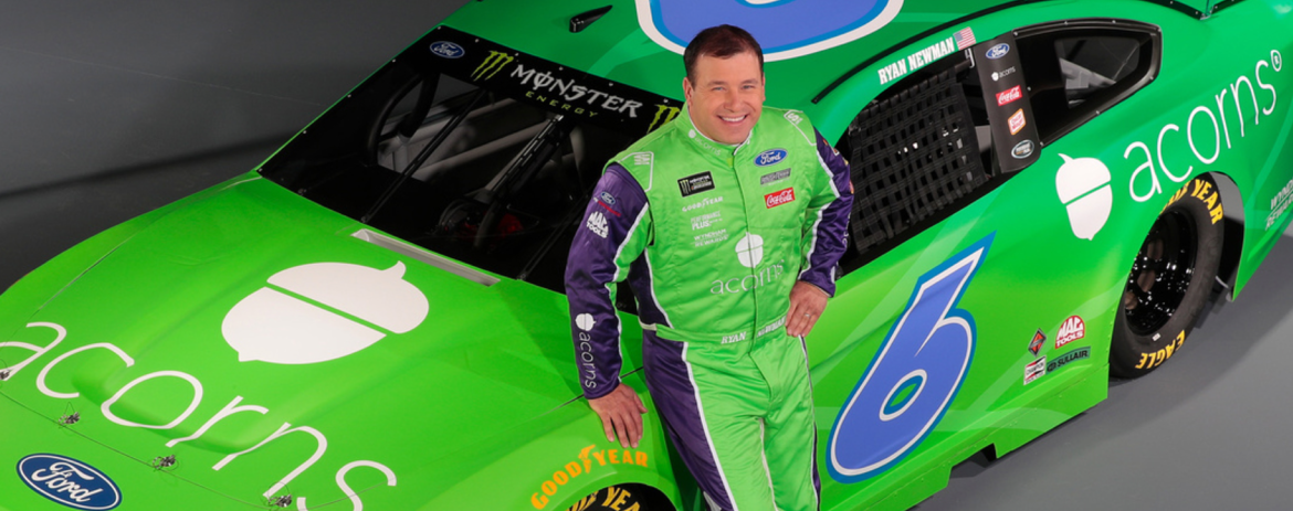 How NASCAR's Ryan Newman Paved the Way to Success on and off the Track