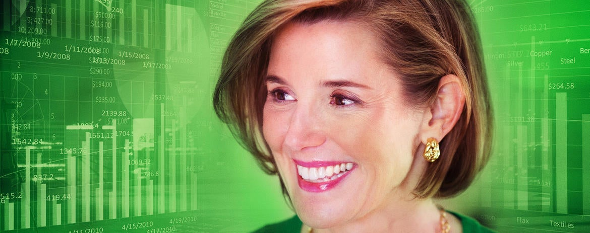 Former Wall Street CEO Sallie Krawcheck on Bouncing Back After Getting Fired (Twice)