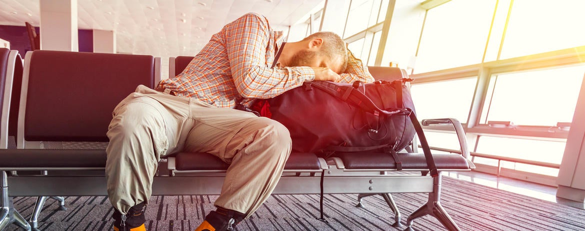 Stuck at the Airport? 3 Ways to Weather Travel Delays on a Budget