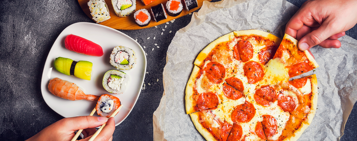 How Long Do Sushi, Pizza and Your Other Favorite Takeout Foods Last?