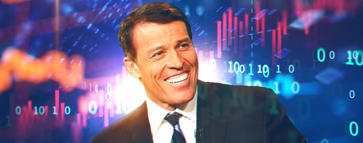 Tony Robbins Explains How to 'Leapfrog' to Where You Want to Be Financially