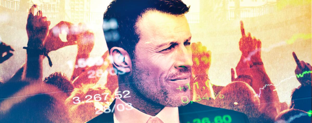 Tony Robbins Explains How 'Literally Anyone' Can Achieve Financial Freedom