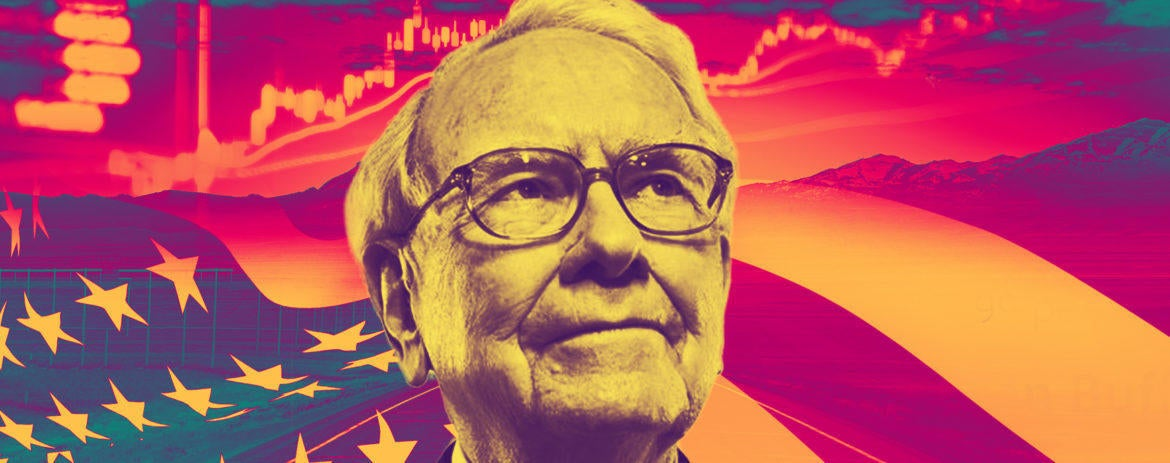 Billionaire Warren Buffett Has Some Suggestions for Nervous Investors